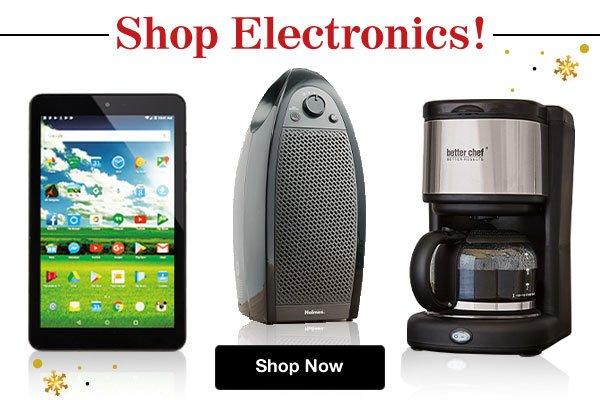 Shop Electronics!