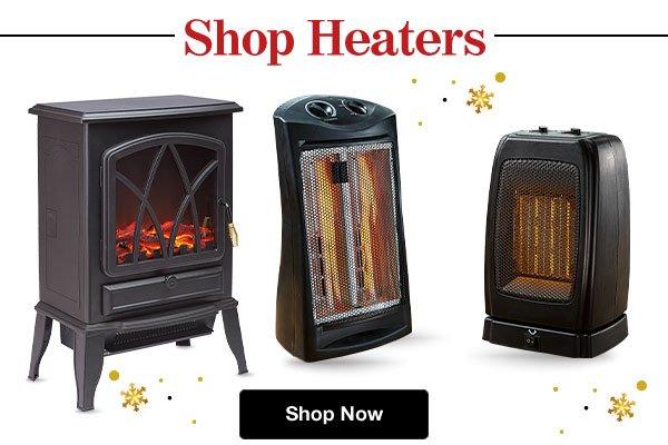 Shop Heaters!