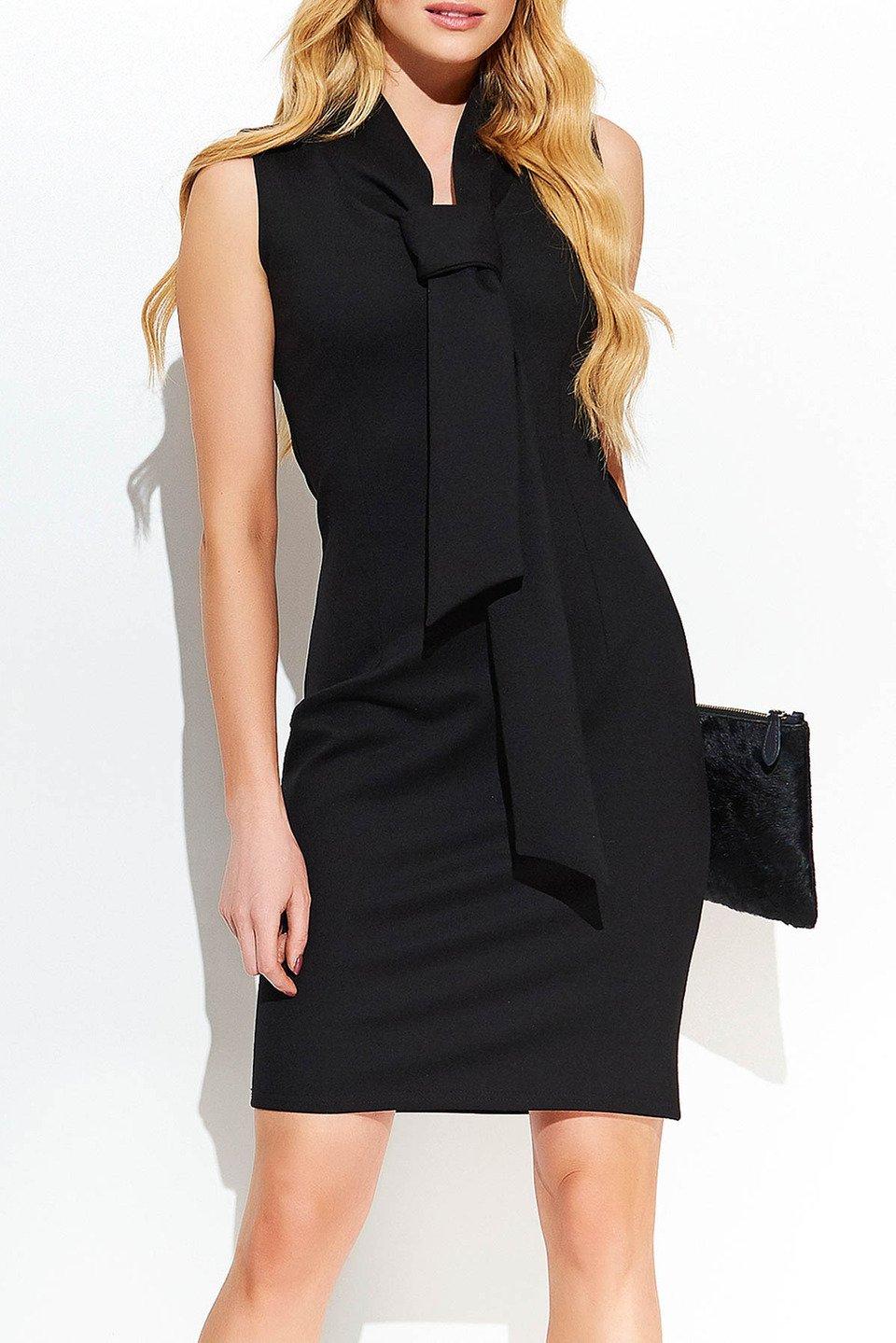 BRITNEY DRESS IN BLACK