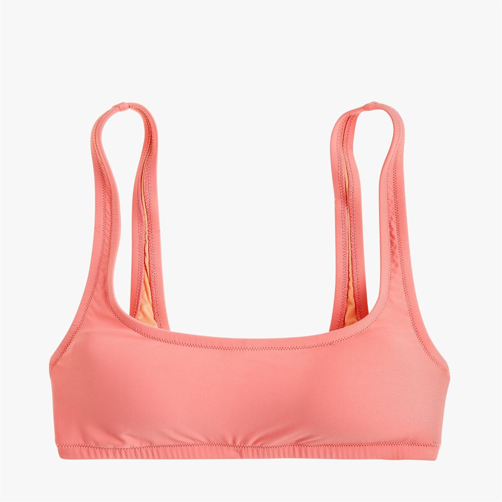 Women's 1989 scoopneck bikini top