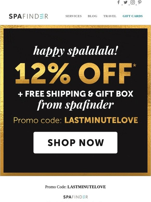 Spafinder Wellness 365 Email Newsletters Shop Sales Discounts And Coupon Codes Page 3
