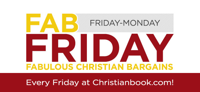 Moving Forward With Fab 14 >> Christianbook Com Shipping Upgrade Shop Fab Friday Deals Milled