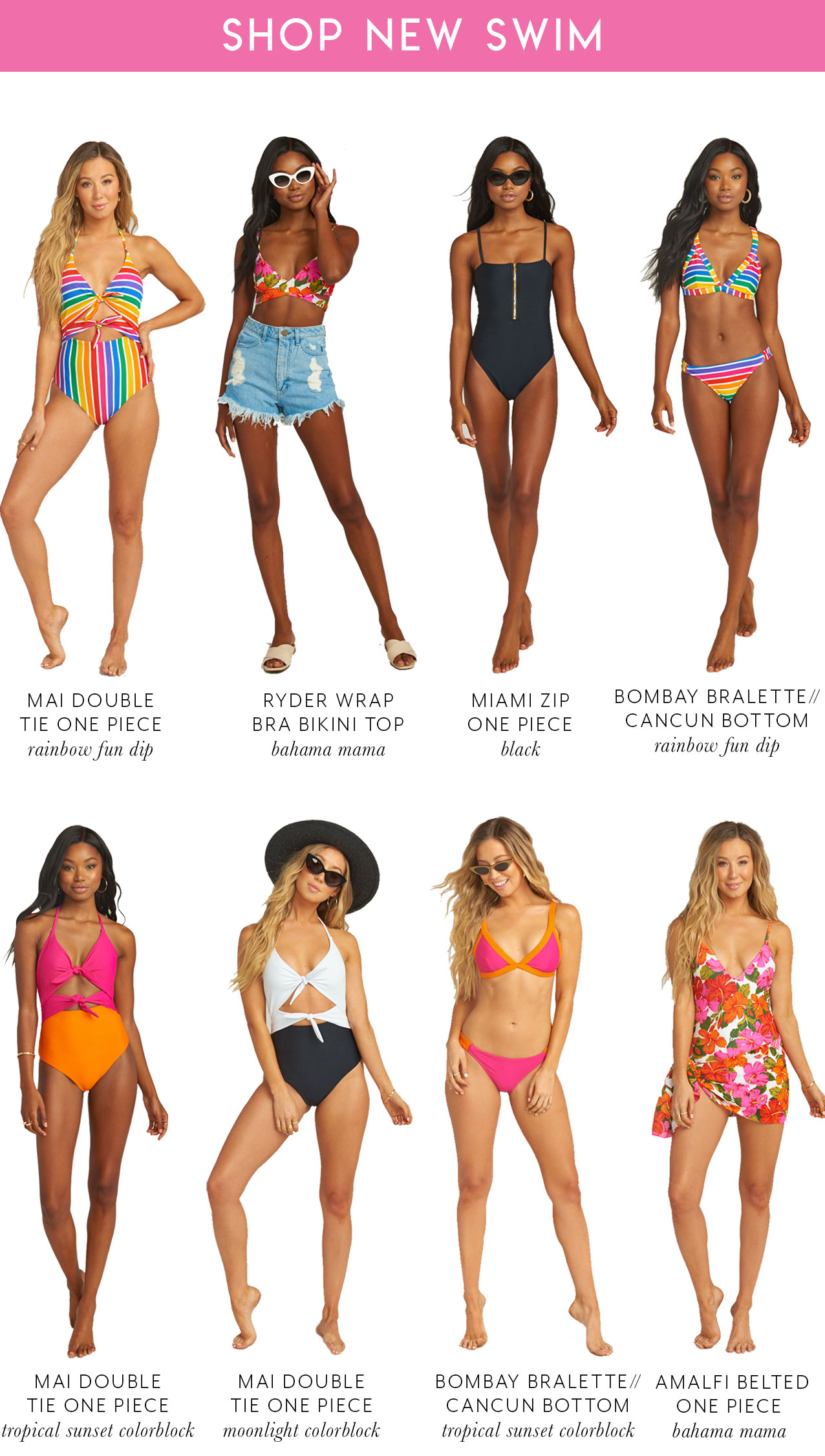 37bed580db885 Show Me Your Mumu  PTO REQUEST  NEW SWIM IS IN! 👙