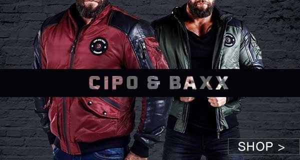 CIPO AND BAXX JACKETS