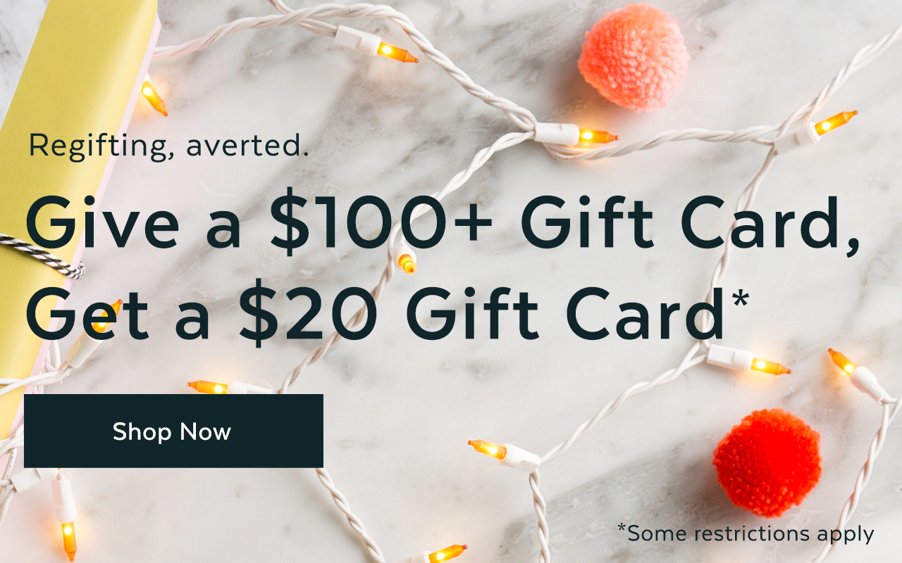 Giftcard Banner