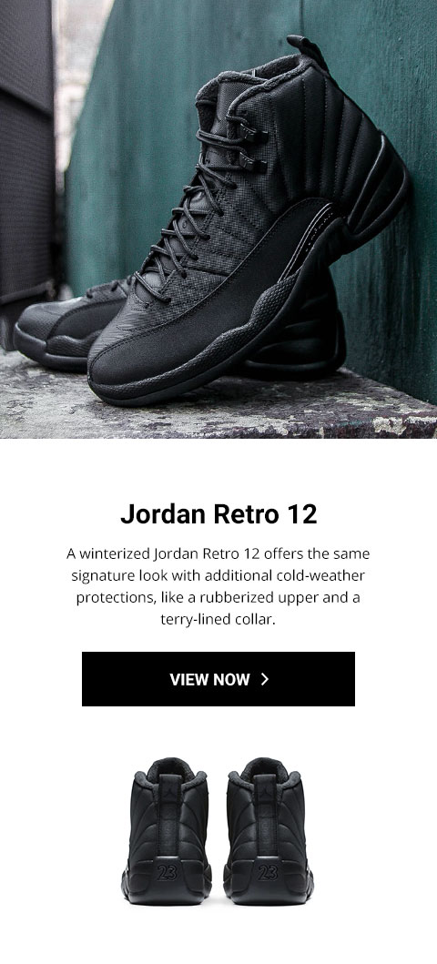 quality design 5227b 04997 Foot Locker: Jordan Retro 12: Launching tomorrow! | Milled