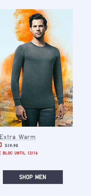 HEATTECH EXTRA WARM $14.90 - SHOP WOMEN