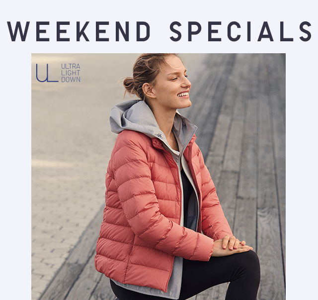 WEEKEND SPECIALS ON SPECIAL STYLES