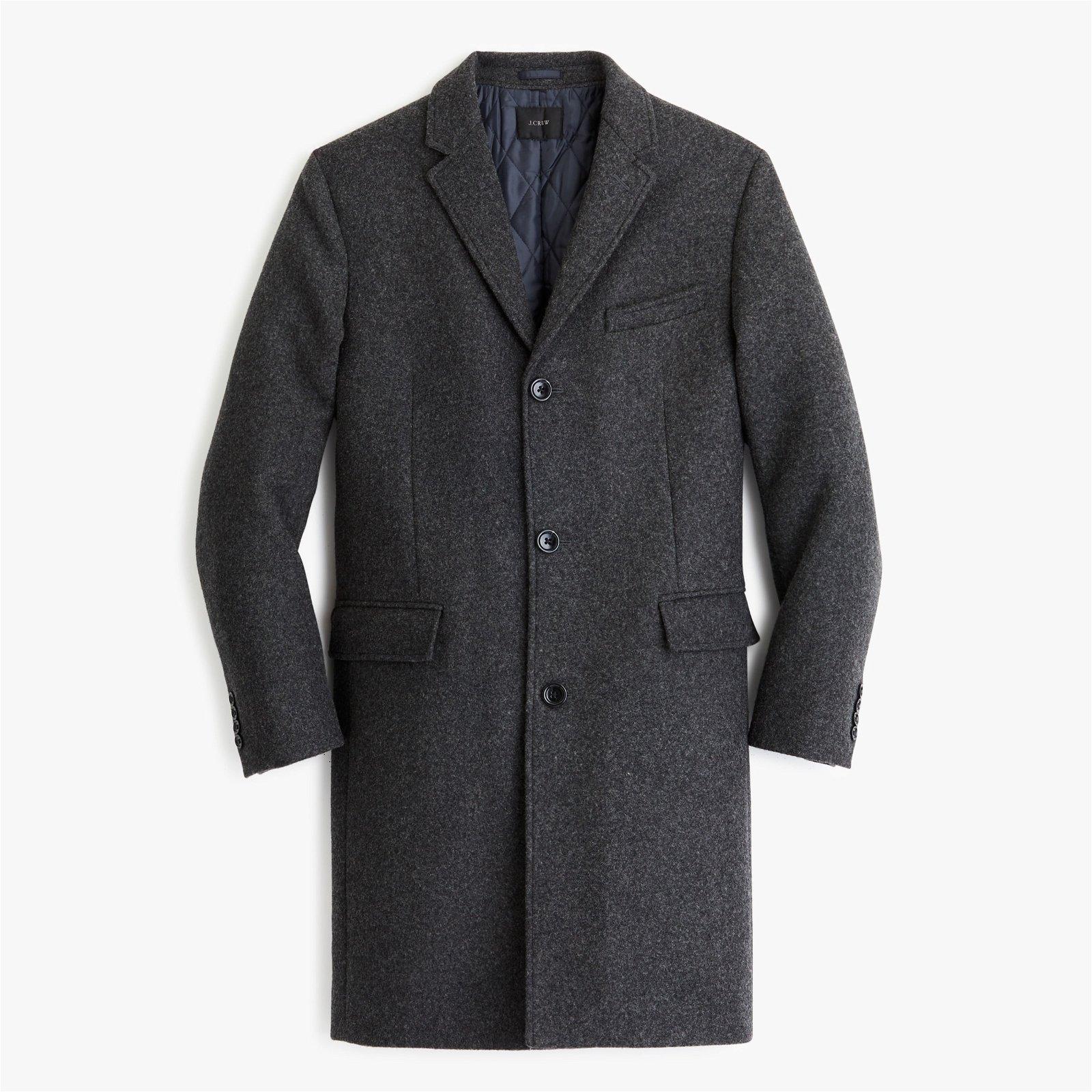 Everyday topcoat