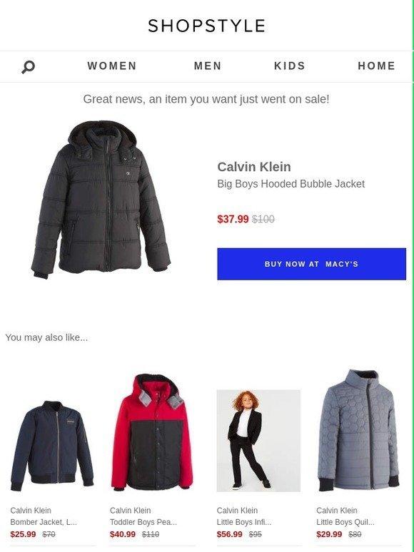 602d7c66341a ShopStyle  Sale Alert  Calvin Klein