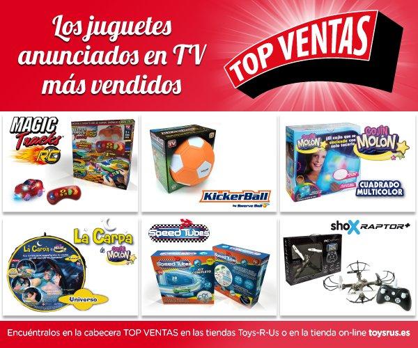 EsLos VendidosMilled Juguetes Tv Anunciados Toys Más R Us En kuPXZi
