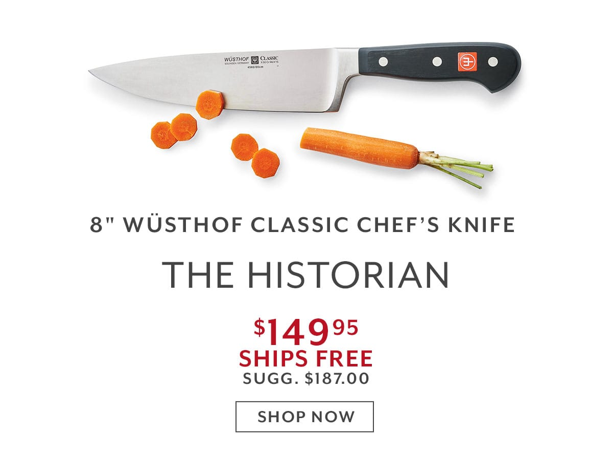 Wusthoff Classic Chef's Knife