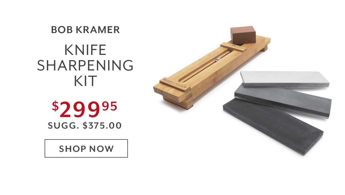 Bob Kramer Knife Sharpening Kit