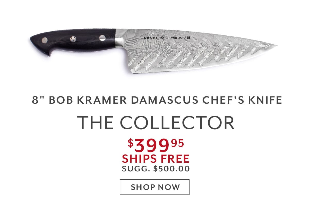 Bob Kramer Damascus Chef's Knife