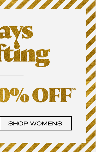 top brands 30% off** Sitewide + Free Shipping - Shop Womens