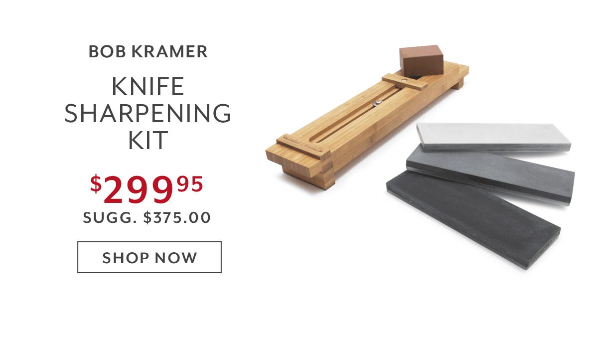 Bob Kramer Knife Sharpening Kit