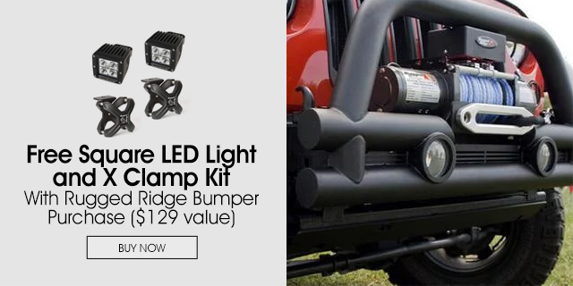 10% Off select Rugged Ridge products