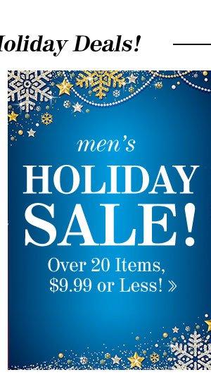 Shop Men's Sale!