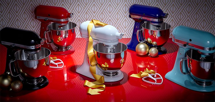 Up to 60% Off KitchenAid