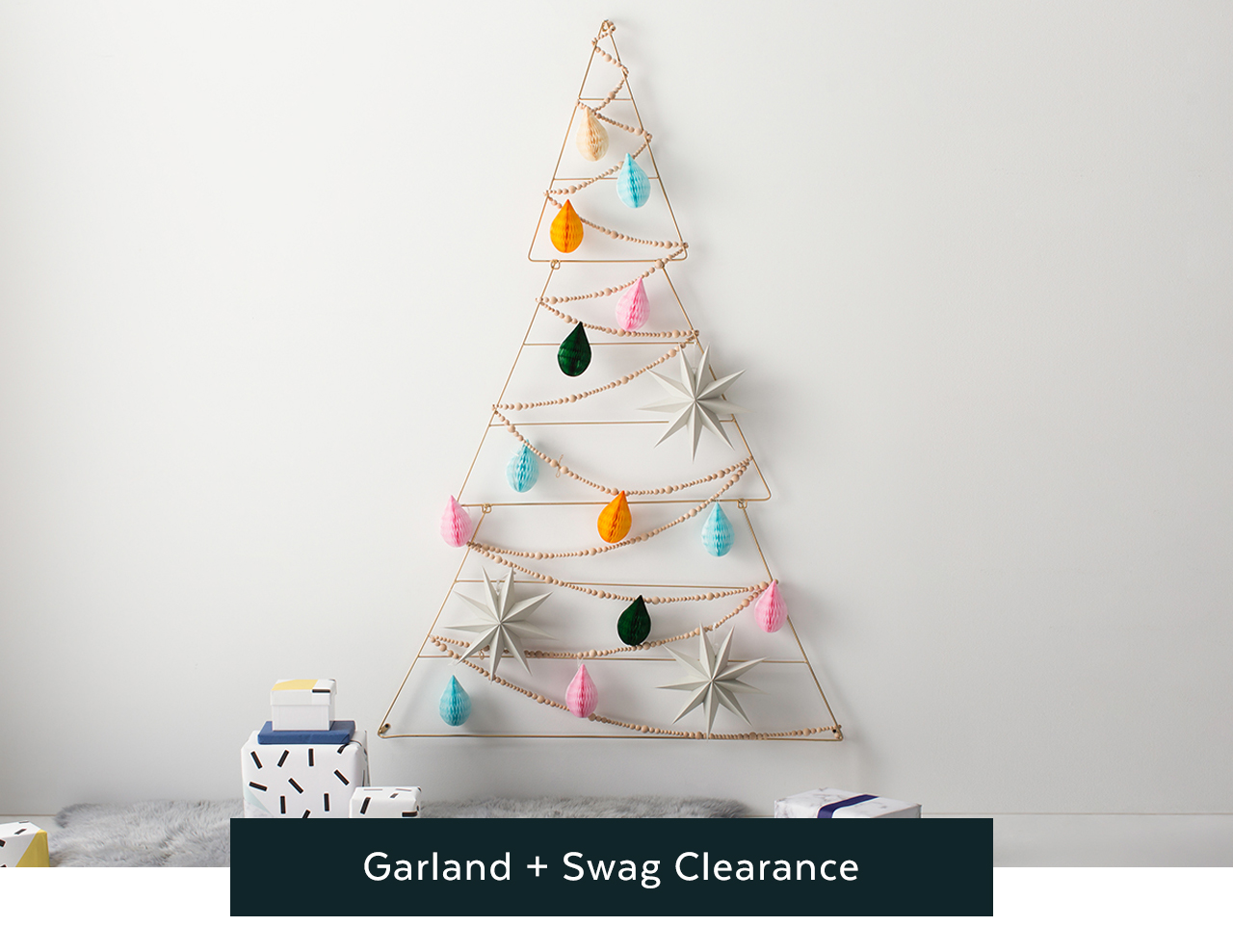 Garland and swag clearance