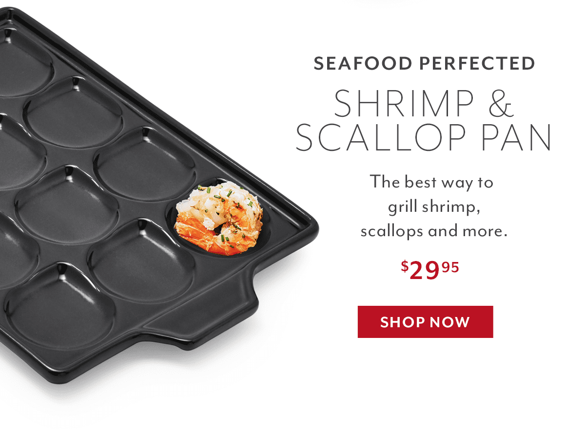 Shrimp & Scallop Pan