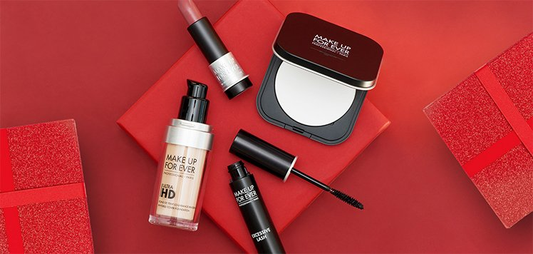 MAKE UP FOR EVER: 30% Off $75 & Free Gift