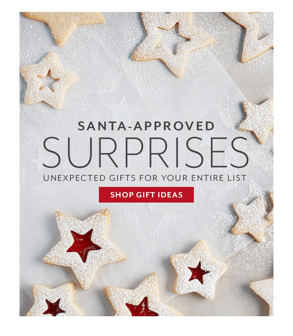 Santa-Approved Surprises
