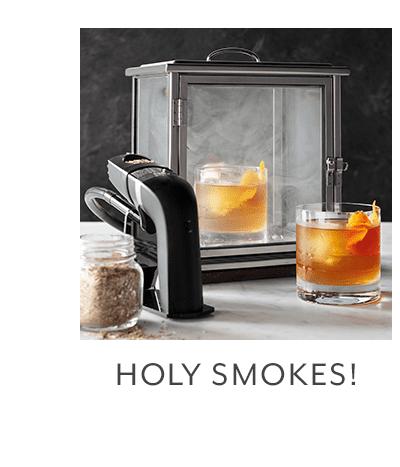 Smoking Box and Handheld Smoker