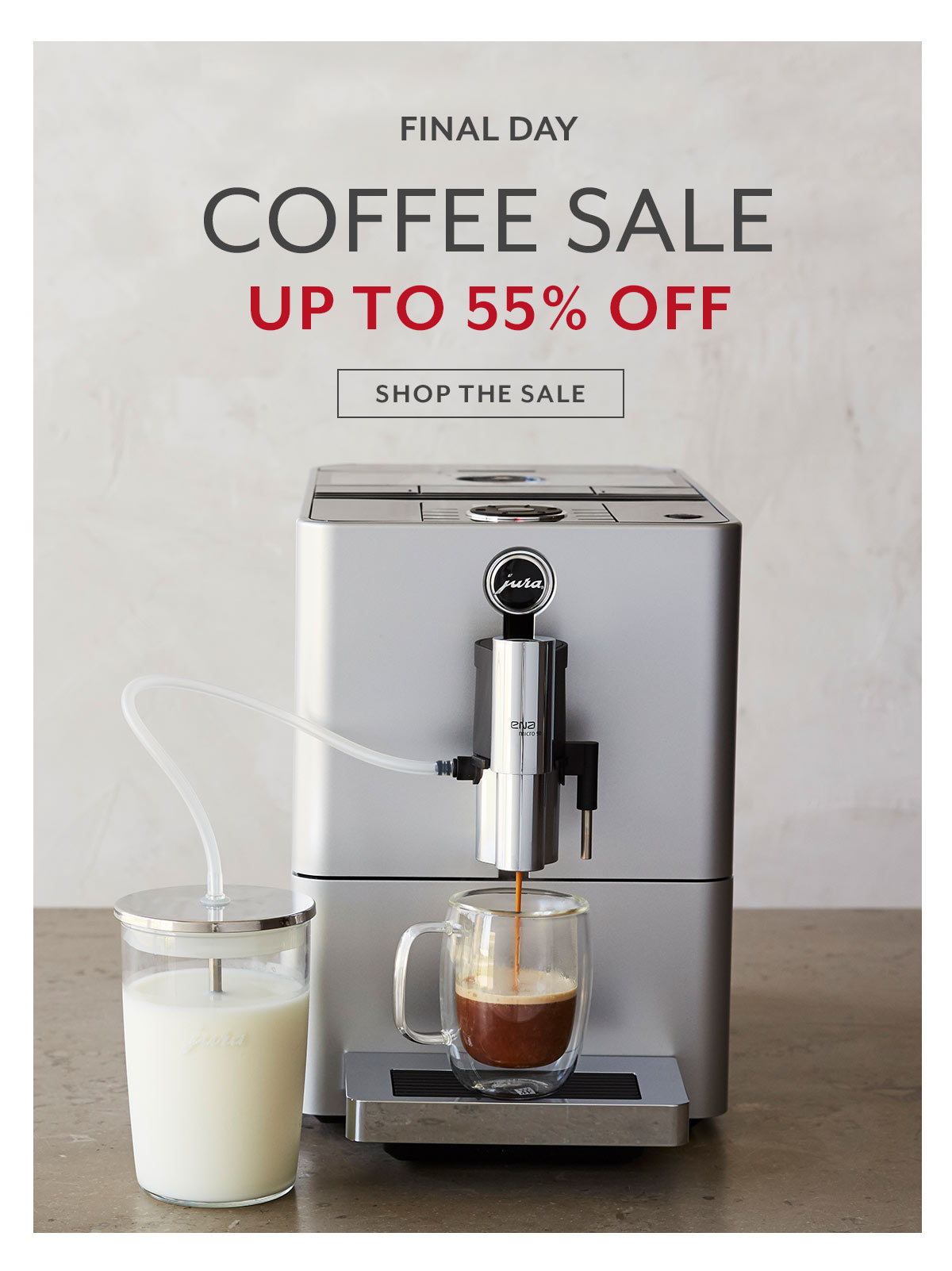 Coffee Sale