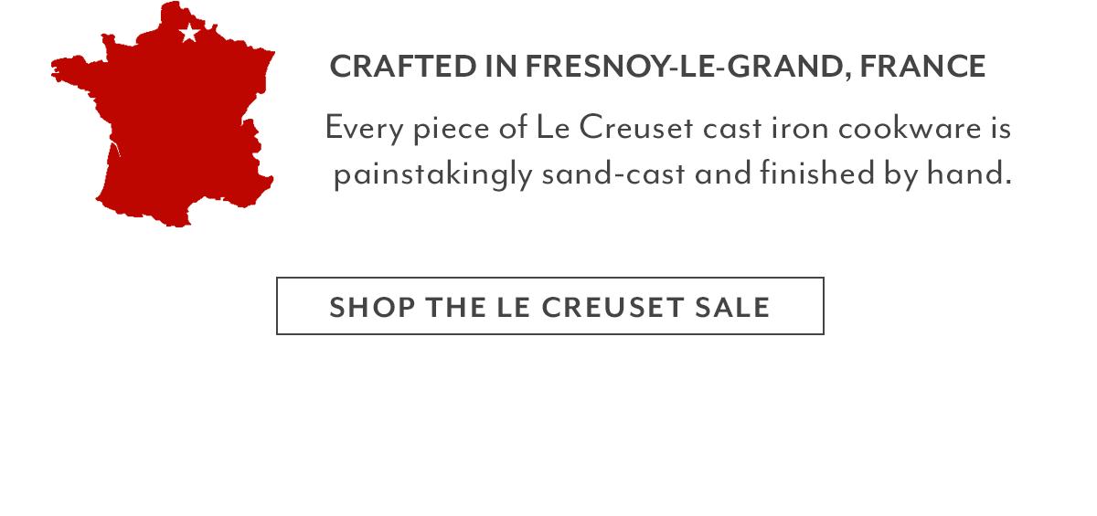 Le Cresuet Sale