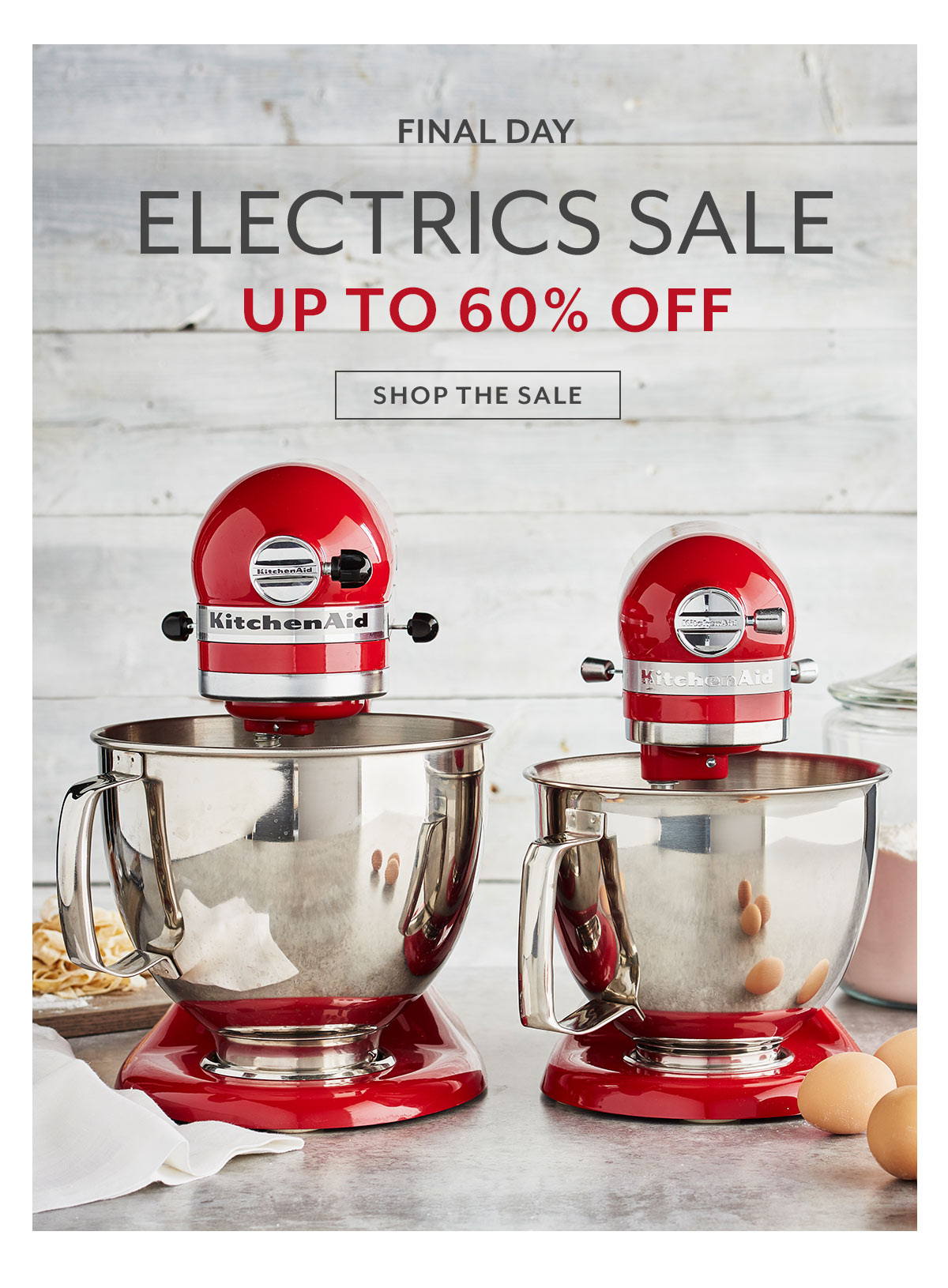 Electrics Sale