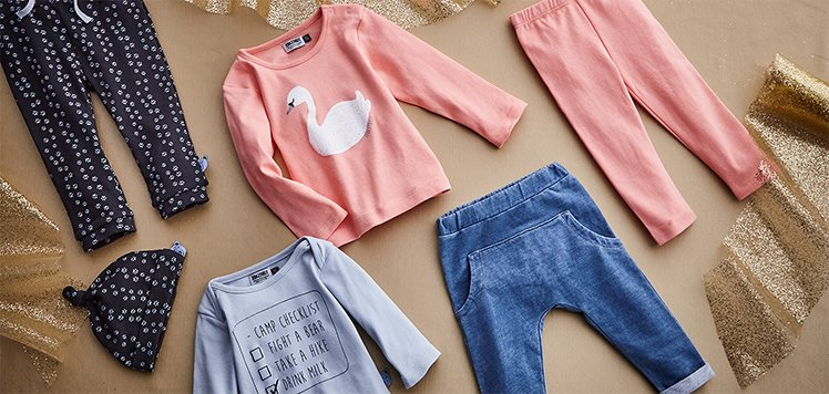 Up to 50% Off Zero2Three & More Simple Babies' Style