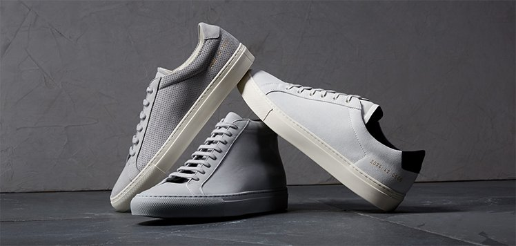 Common Projects & More Coveted Sneakers for Women