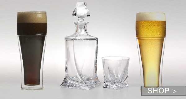 DRINKWARE & BARWARE YOU'LL LOVE