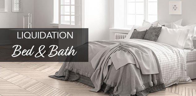 BED & BATH BLOWOUT