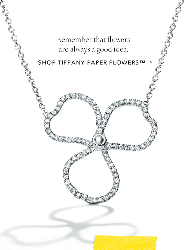 Shop Tiffany Paper Flowers