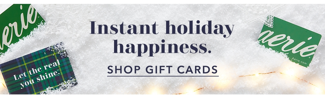 aerie: Take an EXTRA 10% off your purchase & more | Milled