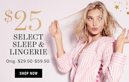 $25 Select Sleep