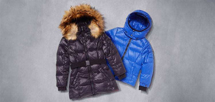 Up to 60% Off Kids' Outerwear With S13