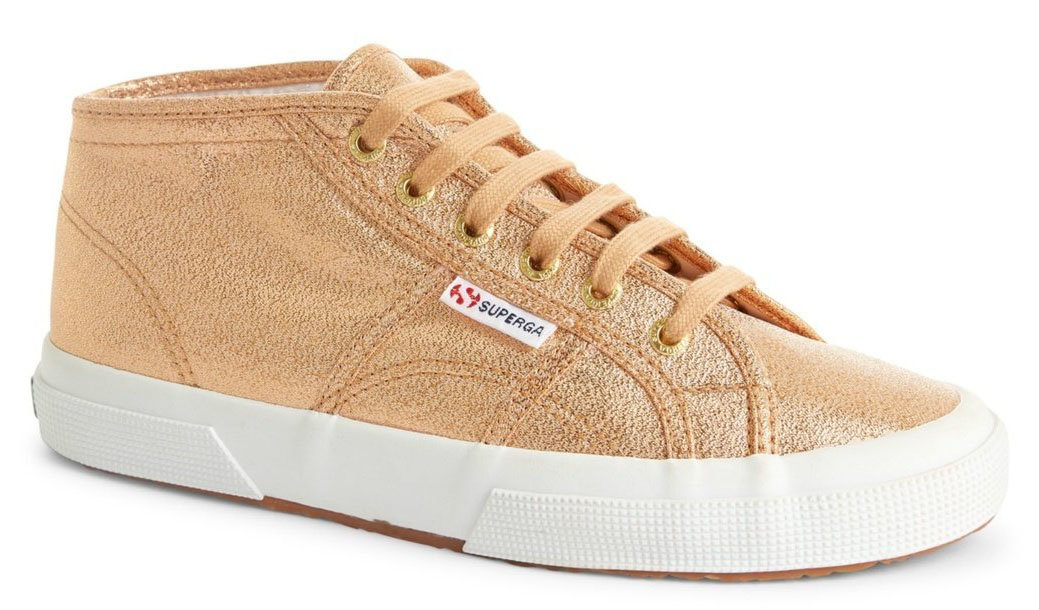 Superga UK: New Year's Eve Means