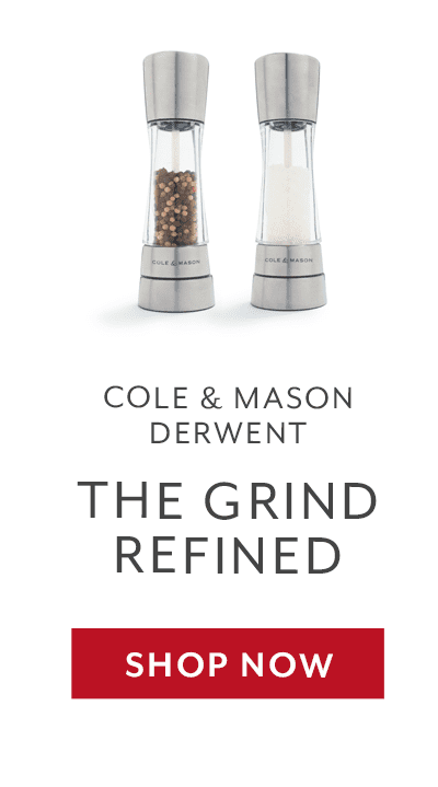 Derwent Salt & Pepper Mills