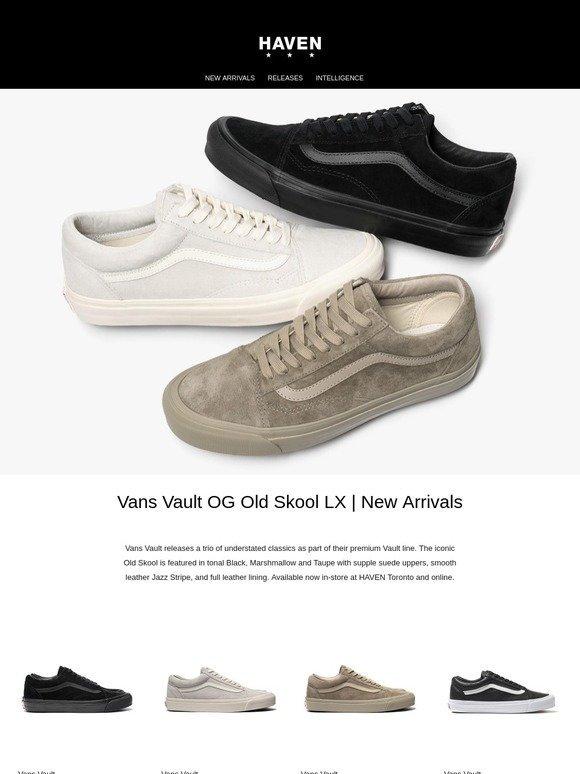 1ed050100f43 Haven  New Arrivals  Vans Vault