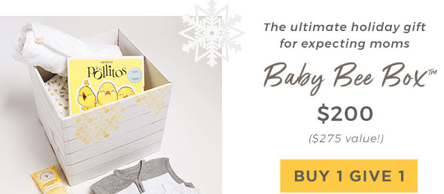 5e71378239a5 Burt s Bees Baby  Bee the best gifter of them all!