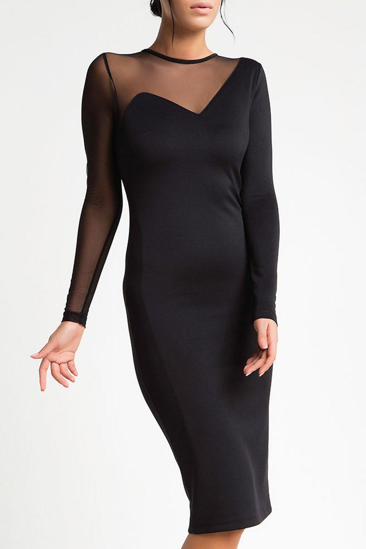 Patricia Dress in Black
