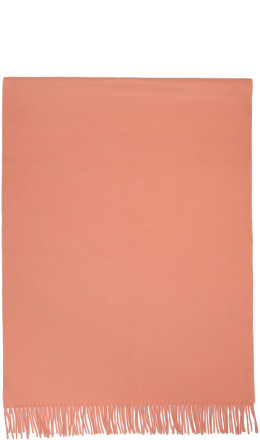 Acne Studios - Pink New Canada Scarf