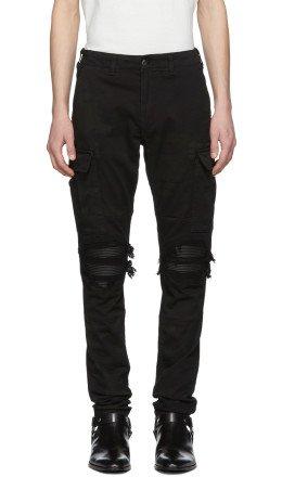 Amiri - Black Camo Classic MX1 Cargo Pants