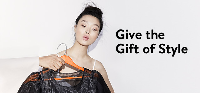 Give the gift of style.