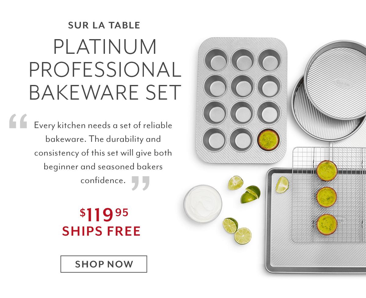 SLT Platinum Professional Bakeware