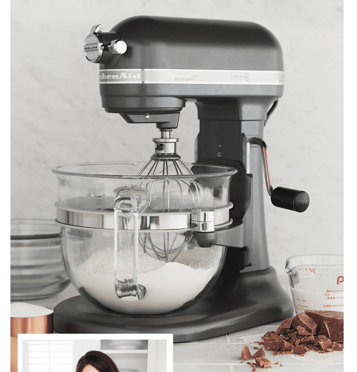 KitchenAid® 6500 Series Stand Mixer, 6 qt.