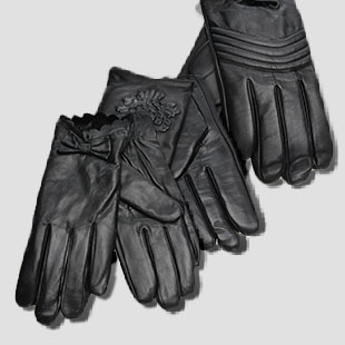 DI VALDI LEATHER GLOVES